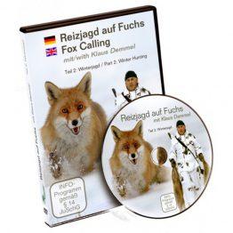 Reizjagd auf den Fuchs Teil2 - Winterjagd