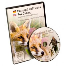 Reizjagd auf den Fuchs Teil1 - Sommerjagd