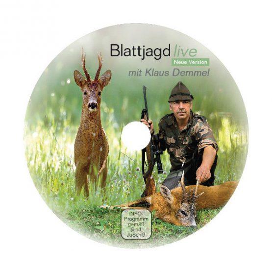 Blattjagd DVD